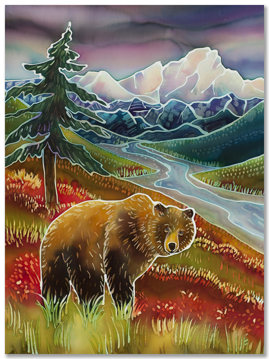 Autumn Grizzly